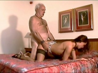 Hard member of this daddy is something many guys can be jealous of – se that in the movie.