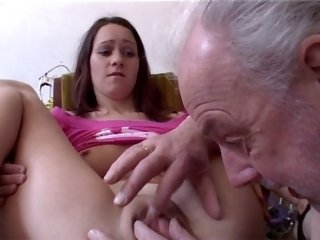 She and her daddy get a movie with doggy style fuck and cock eating so hot.